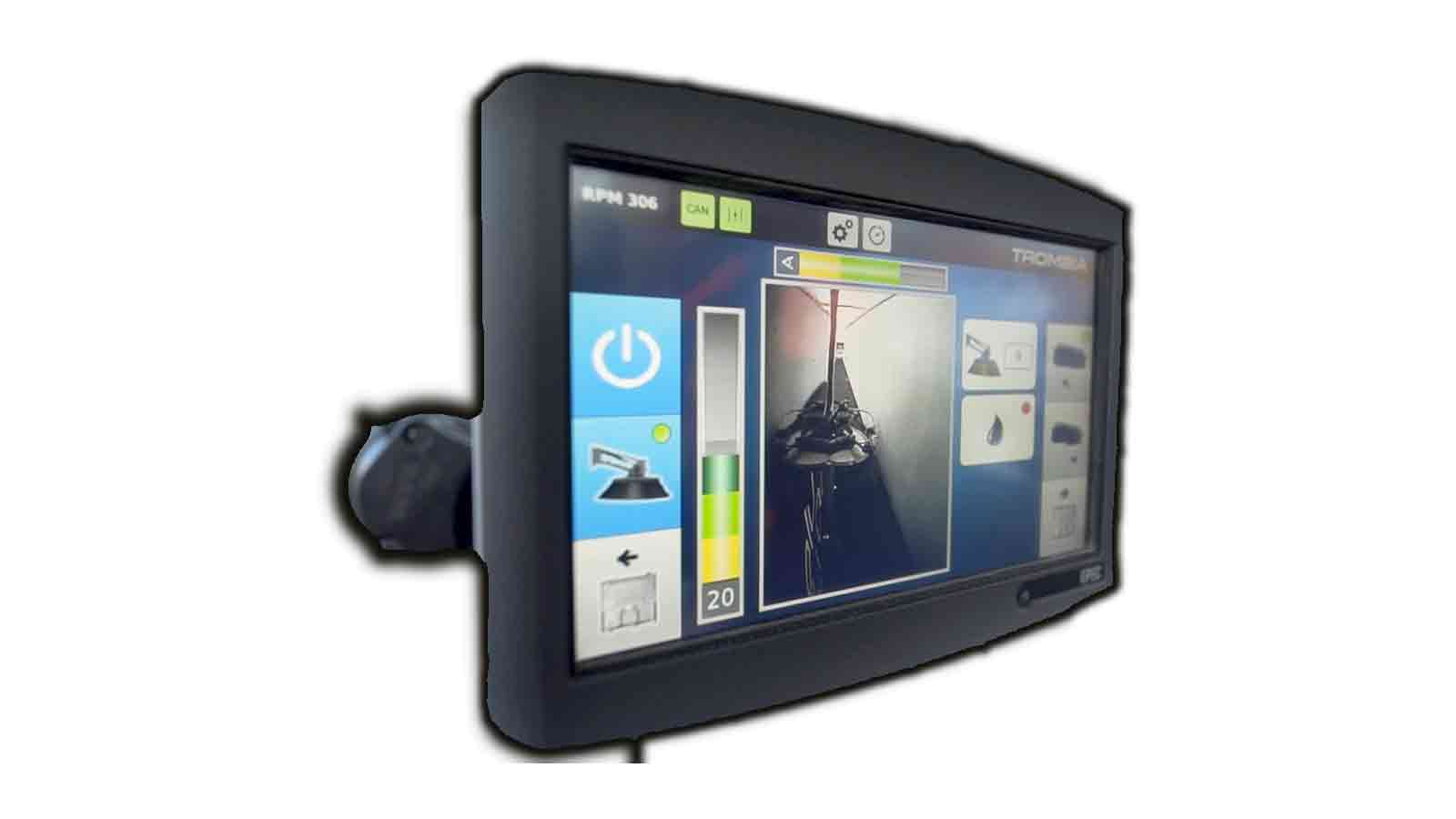 touchscreen-web